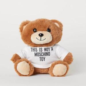 Moschino x H&M Teddy Bear iPhone Case